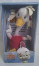 Adorable Rare Walt Disney 'Chicken Little' Plush Toy BNIB